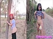 น้องเมี้ยวเมี้ยว สาวไทยใจกล้า